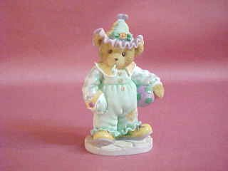Jeanette Cherished Teddies Collectible