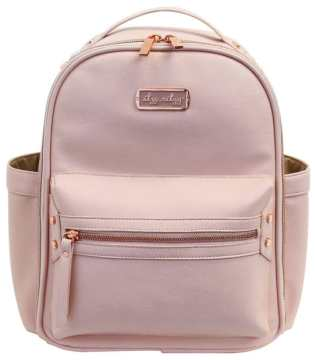 heather itzy ritzy backpack diaper bag